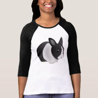 Conejo holandés camisas