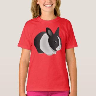 Conejo holandés playeras