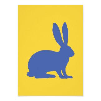 """Conejo Invitación 5"""" X 7"""""""