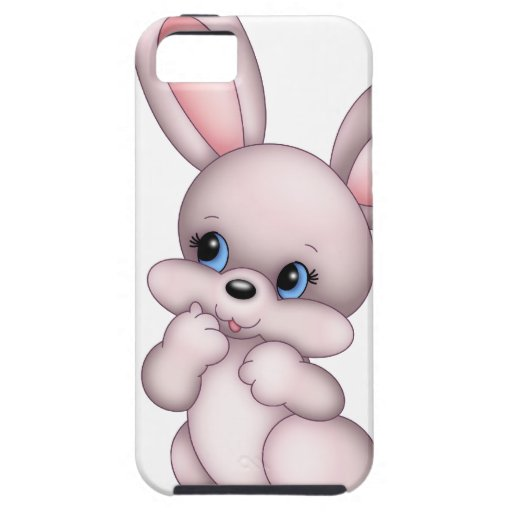 conejo iPhone 5 Case-Mate cárcasa