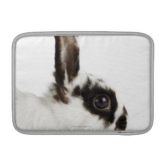 Conejo lanoso del jersey fundas MacBook
