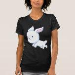Conejo lindo camisetas