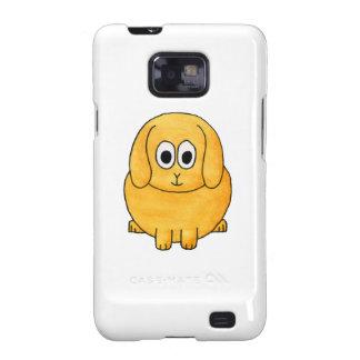 Conejo lindo del Lop Samsung Galaxy SII Funda