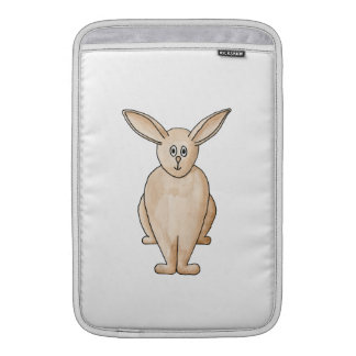 Conejo lindo funda macbook air