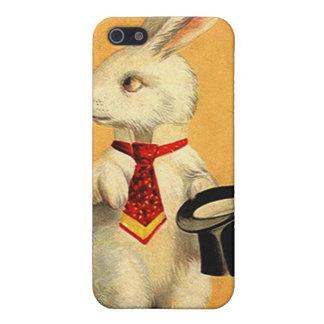 conejo mágico del acto del caso del iPhone 4 que l iPhone 5 Cárcasas