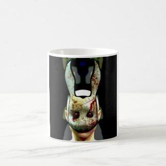 Conejo malvado taza clásica
