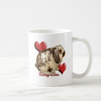 Conejo Mini-Lop Tazas De Café