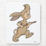 Conejo perdido Disney de los muchachos de Peter Mousepad