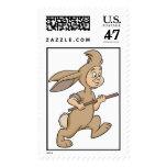 Conejo perdido Disney de los muchachos de Peter Timbre Postal