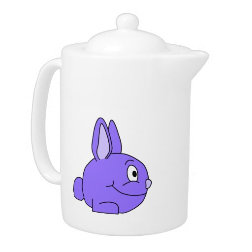 Conejo púrpura