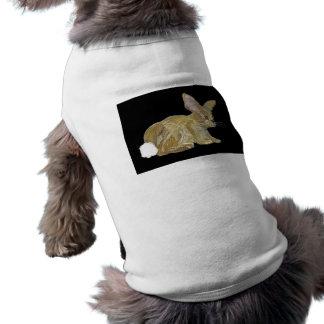 conejo camisetas mascota