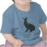 Conejo salvaje camisetas