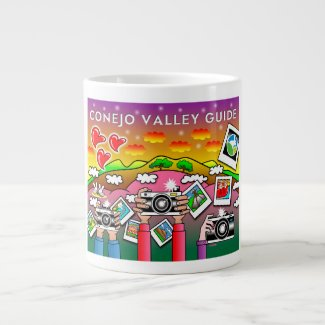 Conejo Valley Guide Jumbo Mug