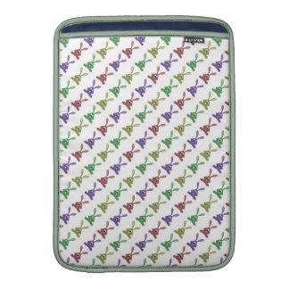 """""""Conejos coloreados multi diseño y modelo """" Fundas MacBook"""