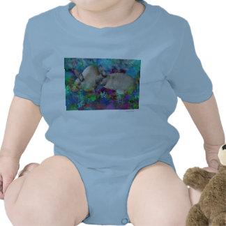 Conejos de conejito en Fantasyland Un cuento de l Camisetas