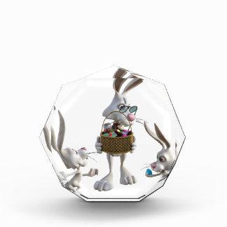 Conejos de Pascua en Pascua