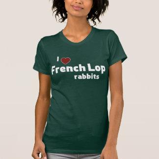 Conejos franceses del Lop Polera