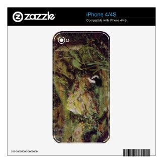 Conejos perdidos iPhone 4S skins