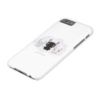 Conejos por el konyukhov del ilya funda para iPhone 6 barely there