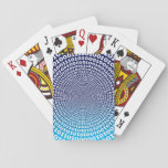 """Conentric Binary Playing Cards<br><div class=""""desc"""">Binary code written in concentric circles.</div>"""