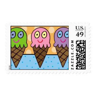 cones stamp
