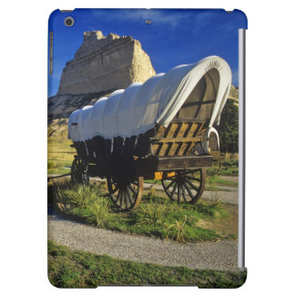 Conestoga wagon at Scottsbluff National iPad Air Covers