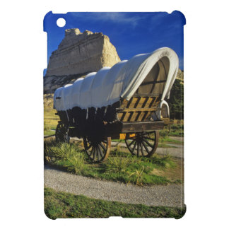 Conestoga wagon at Scottsbluff National iPad Mini Cover