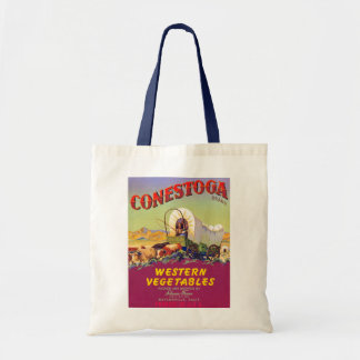 Conestoga Western Vegetables Tote Bag