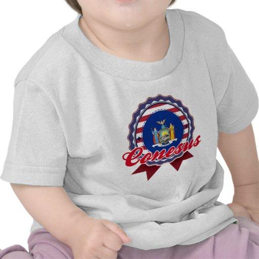 Conesus, NY Camiseta