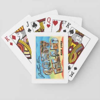 Coney Island #2 New York NY Old Travel Souvenir Playing Cards