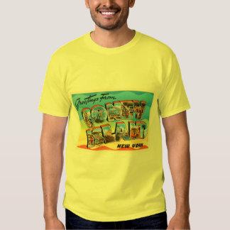 Coney Island #2 New York NY Old Travel Souvenir T Shirt