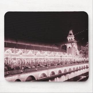 Coney Island Amusement Park Mouse Pad