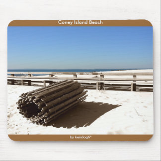 Coney Island Beach Mouse Pads