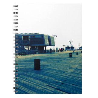 Coney Island Boardwalk Notebook
