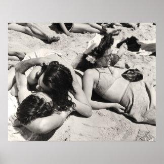 Coney Island Brighton Beach Posters