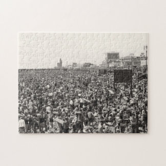 Coney Island Brighton Beach Jigsaw Puzzles