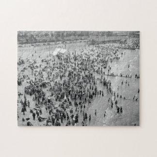 Coney Island Brighton Beach Puzzle