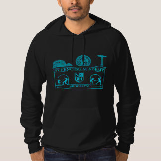 Coney Island Brooklyn NYFA Fencing Hoodie