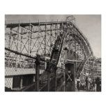 Coney Island Cyclone-1826613.s.jpg Posters