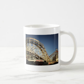 Coney Island Cyclone Roller Coaster, Brooklyn Coffee Mug