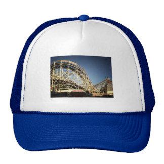 Coney Island Cyclone Roller Coaster Brooklyn Hat