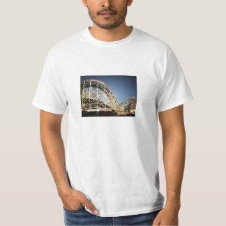 Coney Island Cyclone Roller Coaster, Brooklyn T-Shirt