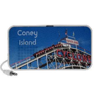 Coney Island Doodle Speaker
