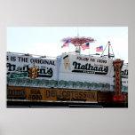 Coney Island, foto de New York City Impresiones
