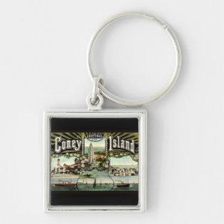 Coney Island Llaveros Personalizados