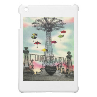 Coney Island Luna Park Amusement park Brooklyn ny iPad Mini Covers
