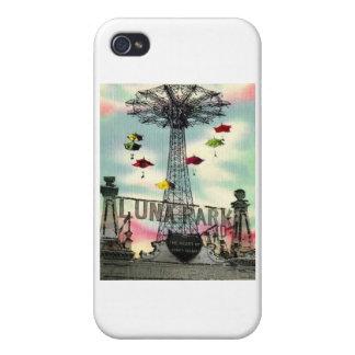 Coney Island Luna Park Amusement park Brooklyn ny Case For iPhone 4