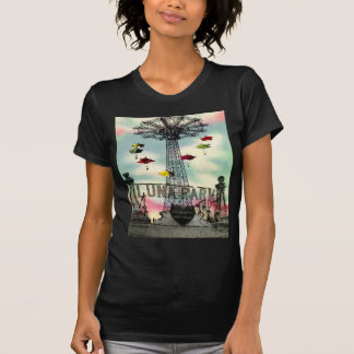 Coney Island Luna Park Amusement park Brooklyn ny Tee Shirts