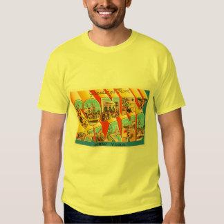 Coney Island New York NY Vintage Travel Souvenir Shirt