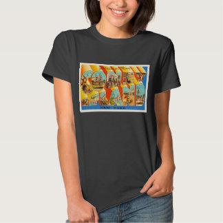 Coney Island New York NY Vintage Travel Souvenir T Shirt